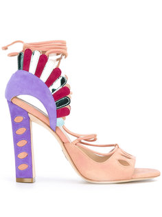 Lotus sandals Paula Cademartori