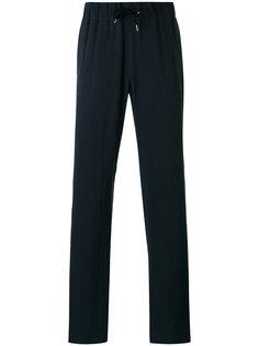 прямые спортивные брюки  Giorgio Armani