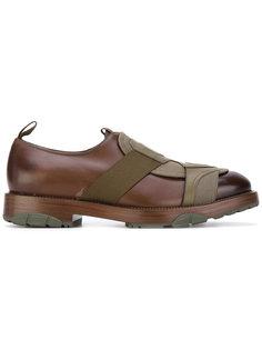 классические туфли Faber Salvatore Ferragamo