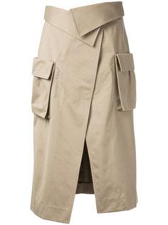 front split skirt Monse