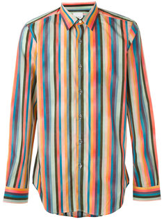 полосатая рубашка Paul Smith