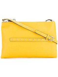 сумка через плечо с заклепками в форме звезд Red Valentino