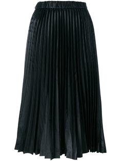 pleated midi skirt Comme Des Garçons Girl