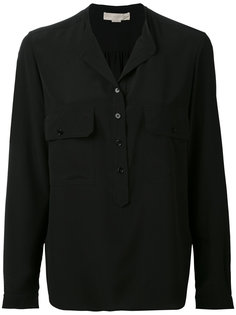 блузка с планкой на пуговицах Stella McCartney
