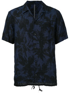 tropical print shortsleeved shirt  Kazuyuki Kumagai