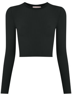 knitted cropped top Cecilia Prado