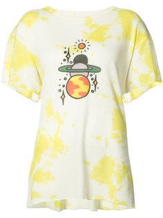 planet print T-shirt The Elder Statesman