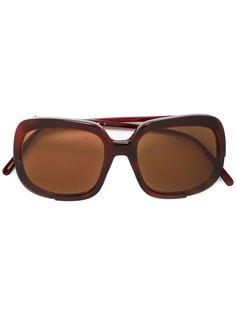 солнцезащитные очки в квадратной оправе Marni