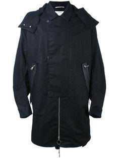 collared coat Oamc