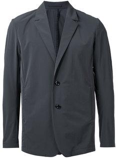 double buttons blazer Attachment