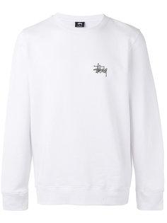 basic Stussy crew neck sweatshirt Stussy