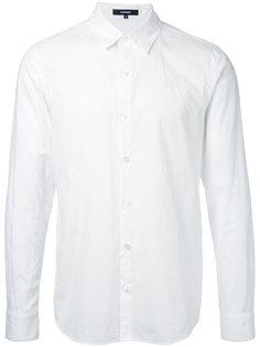 semi-sheer shirt Attachment