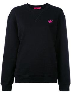 patch detail sweatshirt McQ Alexander McQueen