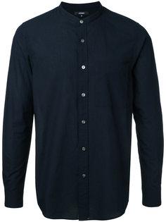 mandarin neck shirt Attachment