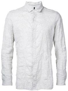 slim-fit shirt Kazuyuki Kumagai