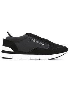 classic colour block trainers Calvin Klein