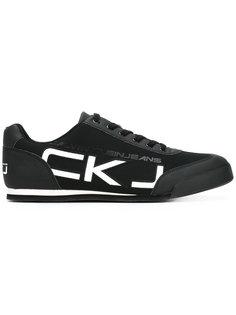 CKJ trainers Calvin Klein Jeans