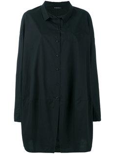 longsleeved shirt dress Rundholz