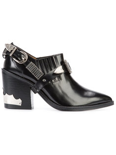 buckled ankle boots Toga Pulla