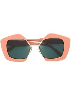 солнцезащитные очки Edge Marni