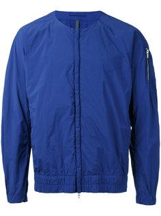 arm pocket collarless jacket Kazuyuki Kumagai