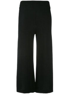cropped knit trousers Le Kasha