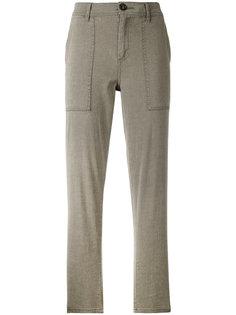 брюки свободного кроя James Perse