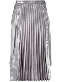 плиссированная юбка Comme Des Garçons Noir Kei Ninomiya