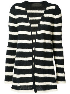 striped cardigan The Elder Statesman