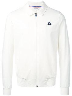 classic collar zipped sweatshirt Le Coq Sportif