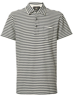striped polo shirt Rrl
