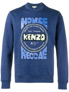 "толстовка ""House of Reggae"" Kenzo"