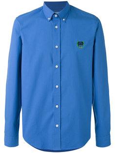 рубашка на пуговицах с логотипом Kenzo