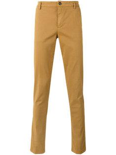 брюки чинос Kenzo