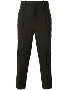 классические укороченные брюки Neil Barrett