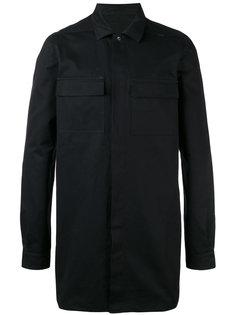cargo pocket shirt Rick Owens DRKSHDW