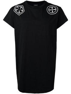 футболка с принтом Marcelo Burlon County Of Milan