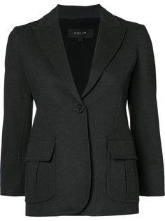 пиджак с застежкой на одну пуговицу Derek Lam