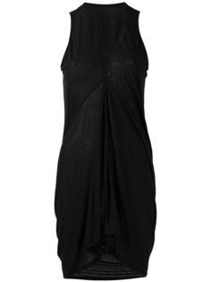 v-neck tank dress Rick Owens DRKSHDW