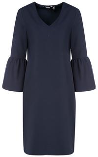 Платье с воланами Tom Tailor
