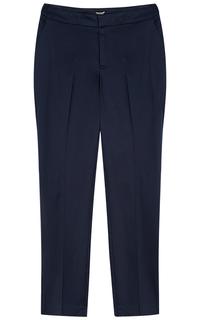Женские синие брюки Tom Tailor