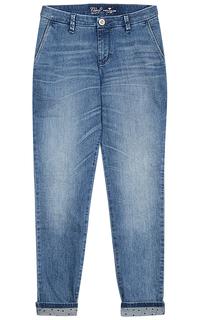 Женские джинсы с отворотами Tom Tailor