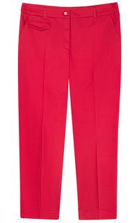 Женские красные брюки LE Monique