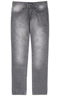 Серые мужские джинсы Al Franco