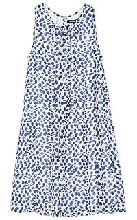 Платье А-силуэта La Reine Blanche