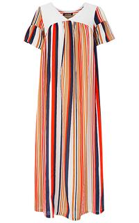 Платье в полоску La Reine Blanche