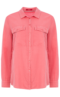 Розовая рубашка S.Oliver Casual Women