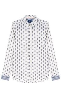рубашка с принтом Pepe Jeans London