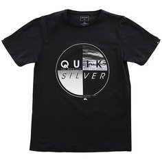 Футболка детская Quiksilver Sscltyoutblazed Black