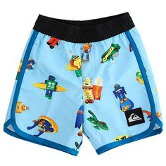 Шорты пляжные детские Quiksilver Submerisurfbb10 I Bdsh Bonnie Blue